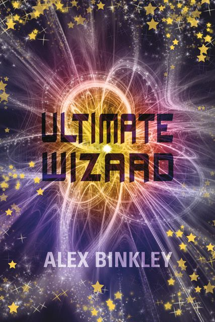 Ultimate Wizard Book Cover